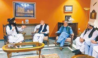 不要總統 塔利班組12人執政委員會