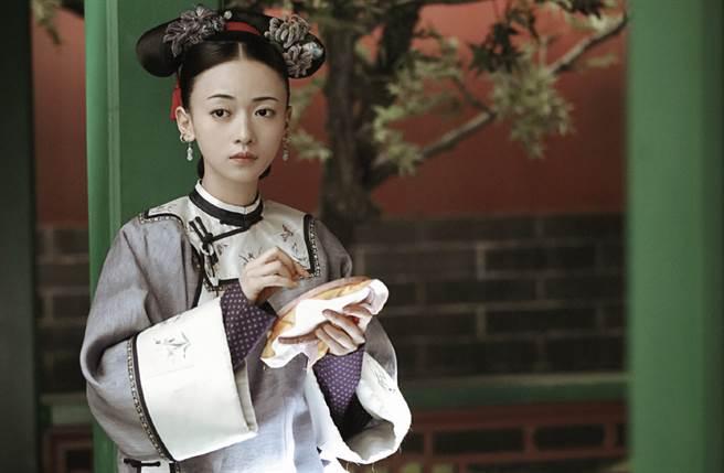 女星吳謹言憑藉《延禧攻略》的魏瓔珞一角,終於爆紅。(翻攝自電視劇延禧攻略微博)