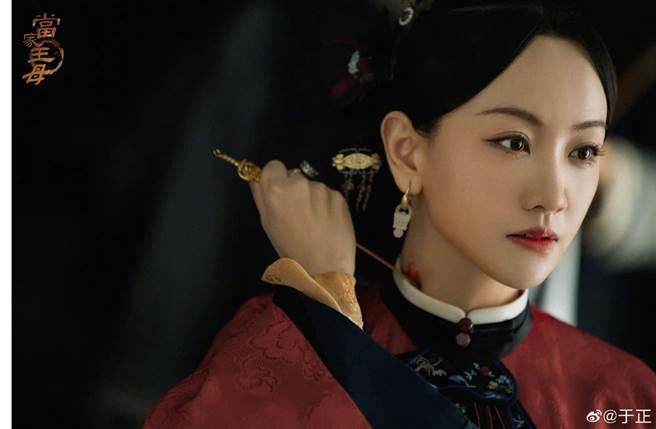 金牌製片于正坦言,當初「魏瓔珞」本是屬意楊蓉來演。(翻攝自于正微博)