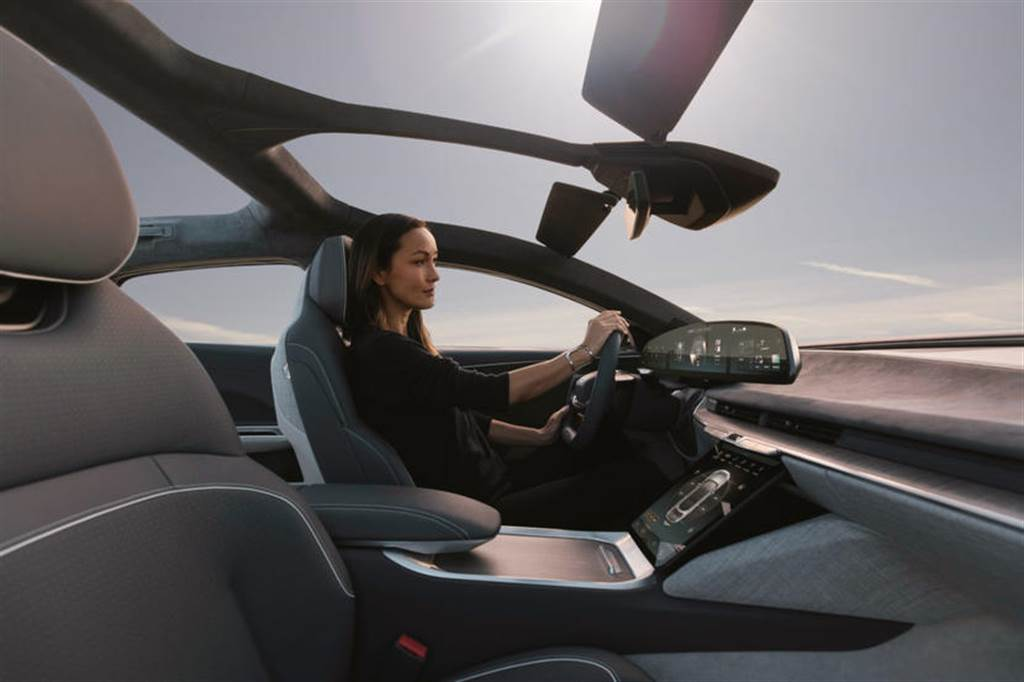 超長續航、千匹性能二選一 Lucid Air首發夢想版推兩車型(圖/DDCAR)