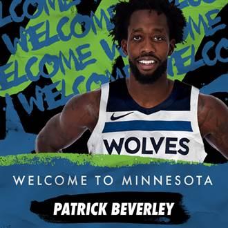 NBA》不再交易了?灰狼官宣貝弗利穿22號球衣加盟