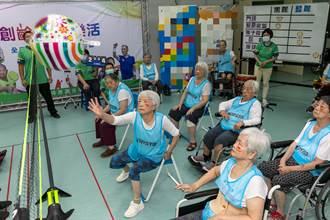 東京奧運畫下句點 全台11家老人福利機構接棒銀髮界奧運