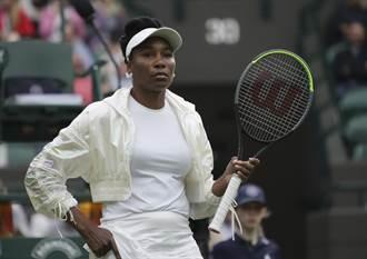 網球》芝加哥賽首輪不敵謝淑薇 大威宣布退賽美網