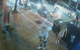 國道行車糾紛遭槍擊 槍手落網起出2把手槍與子彈
