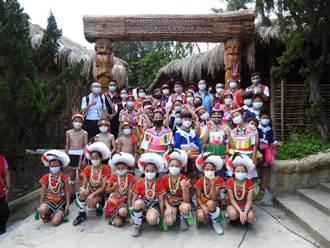 全台第3所阿美族實驗小學揭牌 花蓮永豐國小再現吉拉米代傳統文化