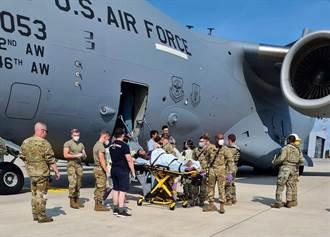 母親機上生下她 阿富汗女嬰以美國軍機代號命名