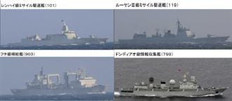 國戰會論壇》共軍軍艦常態化存在 台日安全糟了(譚傳毅)