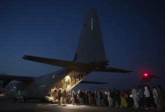 要離開阿富汗時疑遭射擊 運輸機「緊急迴避」嚇死乘客