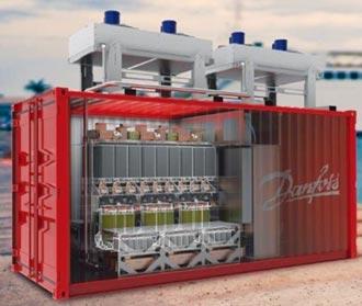 丹佛斯儲能系統 確保供電穩定