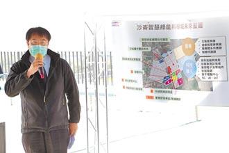 台南市黃偉哲拚綠色產業鏈 古都新氣象