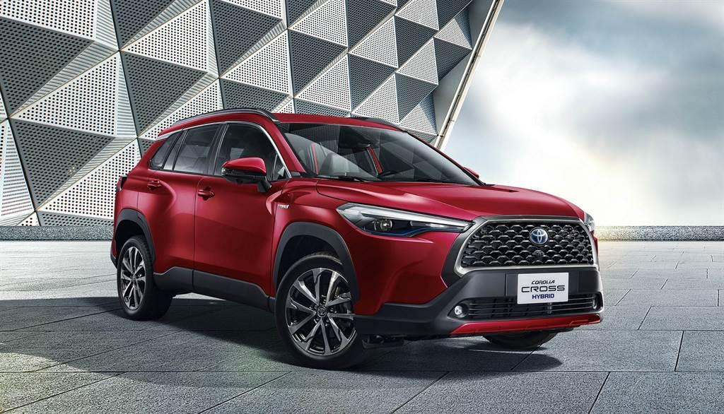 由經銷端傳出的消息推估,9月線上發表會的新車極可能Corolla Cross GR Sport,圖為現行款。(圖/Toyota提供)
