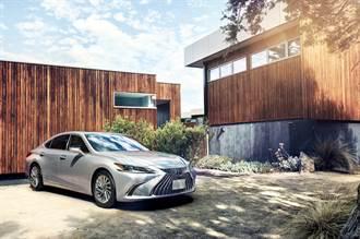 更加卓越的靜謐性和駕乘感受,Lexus 小改款 ES 車系日本發售!