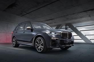 BMW性能旗艦X7 M50i上市 特殊色X5/X6同步限量登場