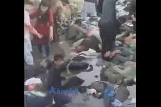 喀布爾機場屍塊漫天飛 恐攻倖存者:我親眼看到了末日