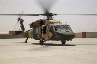 影》塔利班炫耀黑鷹直升機卻沒起飛 網友嘲笑:只會當馬騎