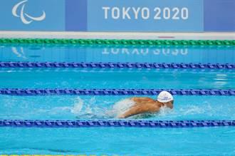 東京帕運》18歲泳士陳亮達首次參賽 身殘心志比天高