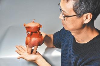 卓銘順 獲韓國陶藝雙年展金獎