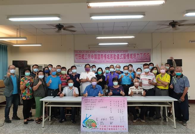 南華大學USR社會責任計劃多年來深耕在地社區。(南華大學提供)