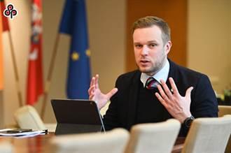 陸駐歐盟使團:敦促歐方在涉台問題上堅持正確立場