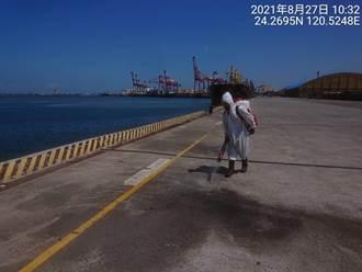 外籍貨輪船長死後確診 16名登船港務員篩檢全陰性