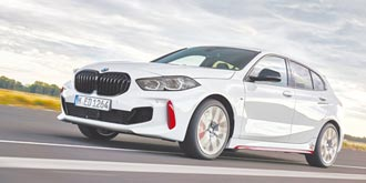 BMW 128ti 性能掀背展開預售