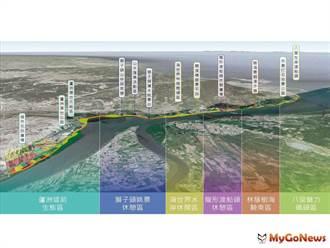 讓新北市成為國際級水岸城市