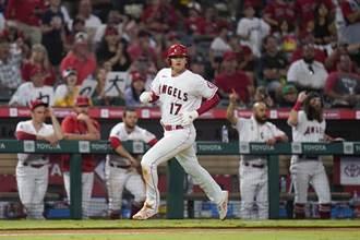 MLB》大谷翔平快腿寫紀錄 晉身美聯「40-20俱樂部」