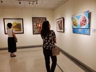 用藝術刻畫疫情 327位藝術家創作共感生活
