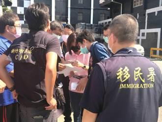 防堵非洲豬瘟 新竹專勤隊查獲越南月餅、不明肉製品