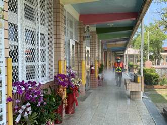 開學在即 台南市環保局完成368所校園清消