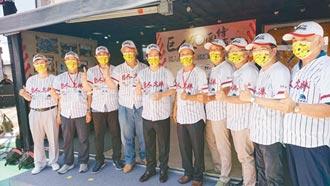 賴清德盼台南 再創棒球歷史地位
