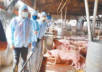防堵非洲豬瘟 高屏動起來