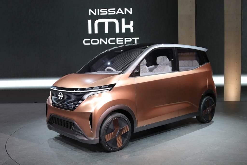 Nissan與Mitsubishi將於2022Q1合推純電輕自動車 售價兩百萬日幣(圖/CarStuff)
