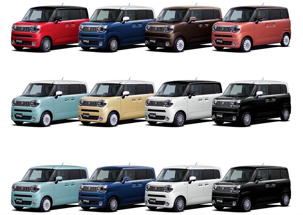 展現個人魅力的微型車 Suzuki Wagon R Smile在日發表(圖/CarStuff)