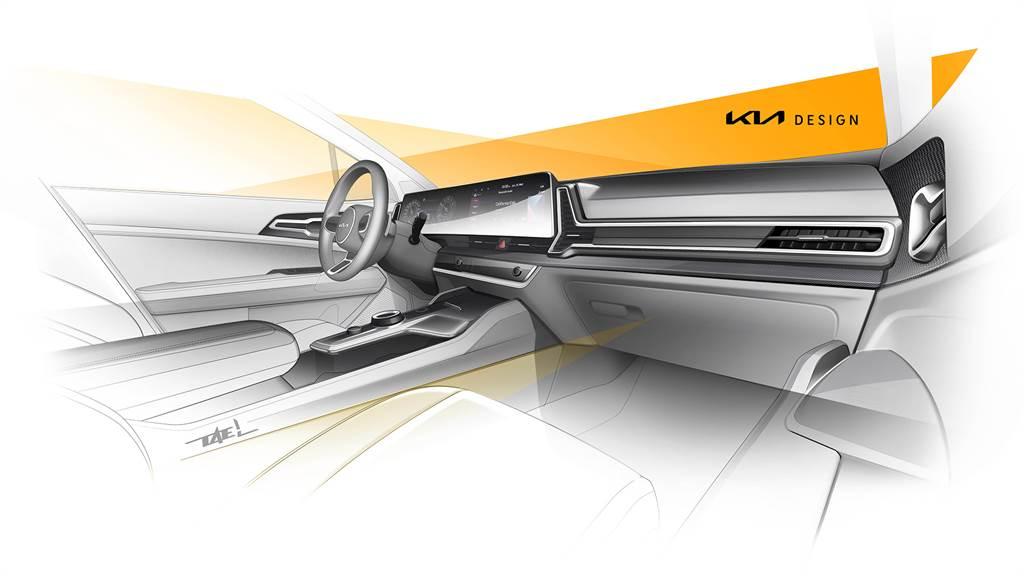 第五代 KIA Sportage NQ5 歐規「短軸」規格將於 9/1 發表 台灣市場是否導入備受關注(圖/CarStuff)