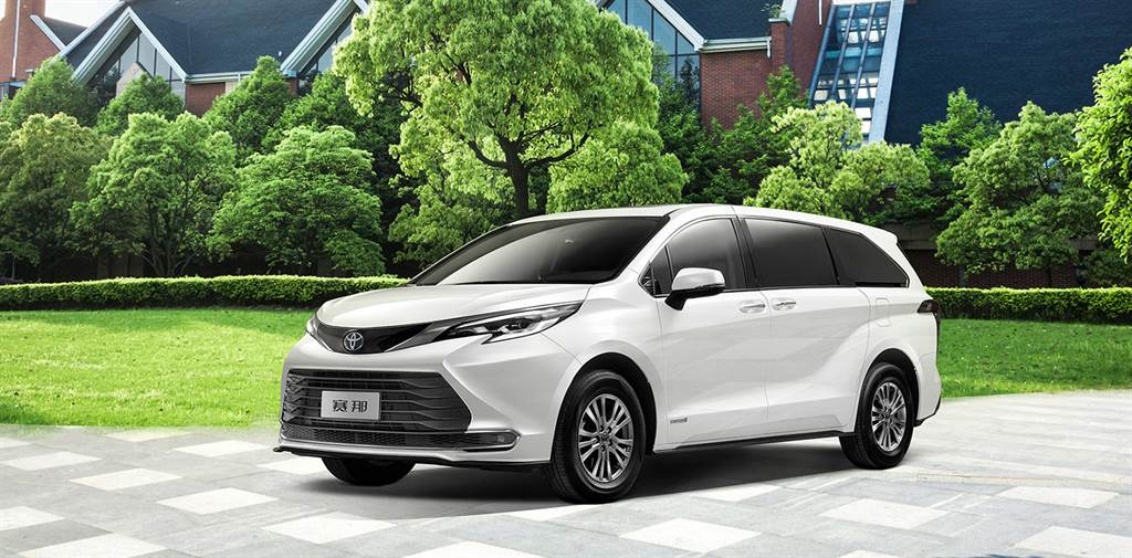 Toyota首度在中國大陸投產MPV 廣汽豐田Sienna亮相(圖/CarStuff)