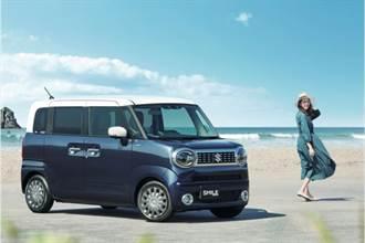 展現個人魅力的微型車 Suzuki Wagon R Smile在日發表