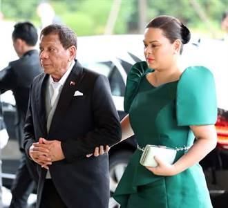 杜特蒂親信拒角逐2022總統大位 女兒薩拉有望出線