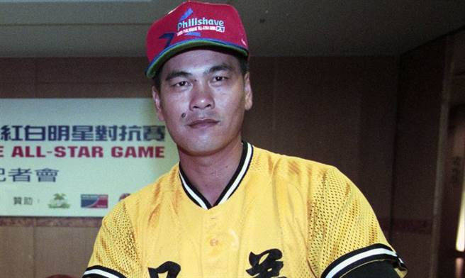 1999年的王光輝,他當時連續第10季入選明星賽。(報系資料照)