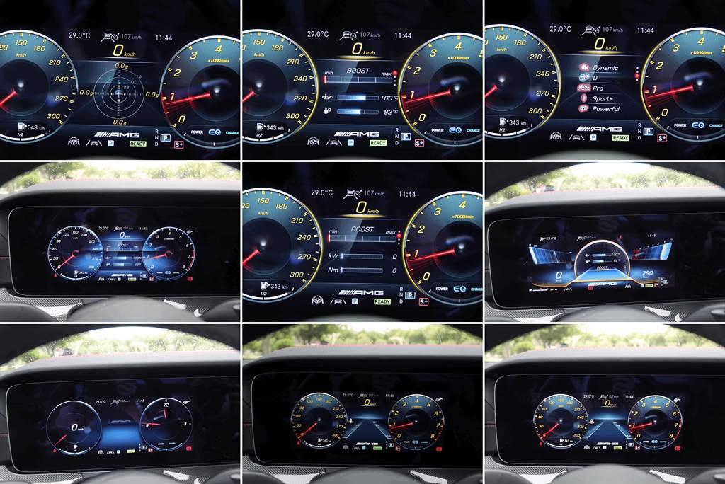 註:此為認證車,因此螢幕為 10 吋,市售車款皆標配雙12.3吋高解析度螢幕。(圖/CarStuff)