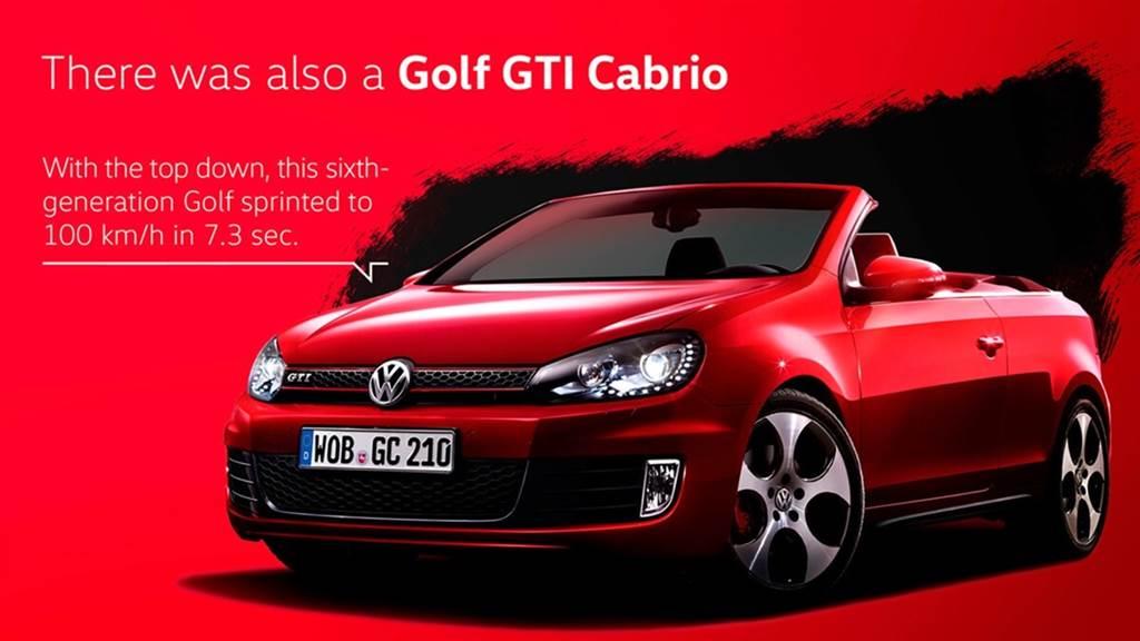經典國民鋼砲Golf GTi的八個小秘密(圖/CarStuff)