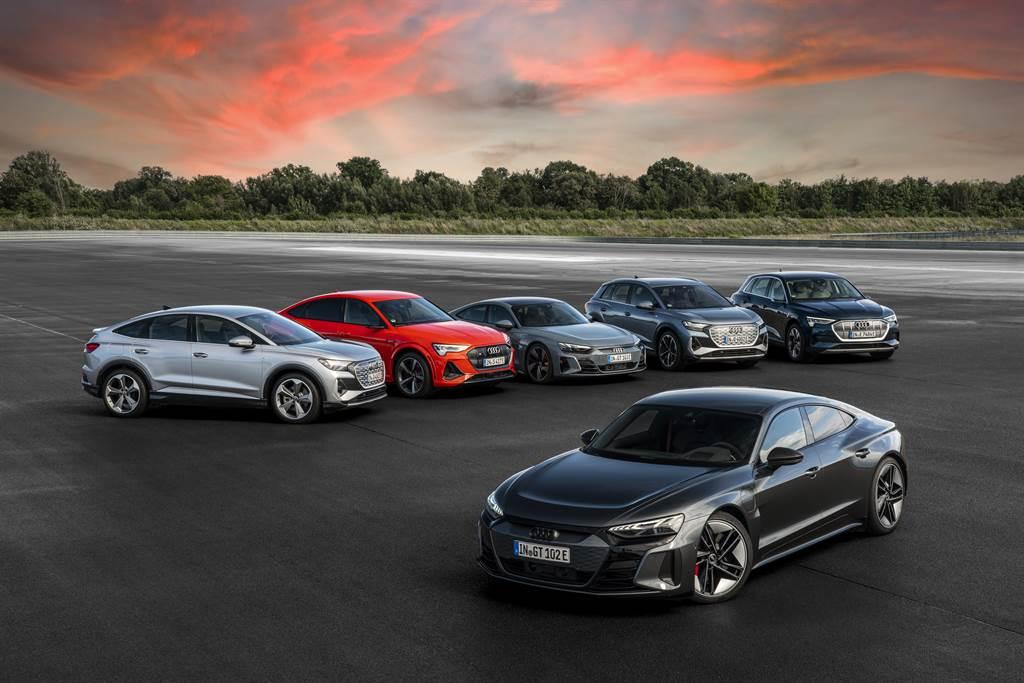 從quattro 、Matrix LED 矩陣式頭燈至e-tron 純電科技,Audi 多年來不斷精進研發創新技術,於汽車發展進程中創下許多里程碑。(圖/Audi提供)