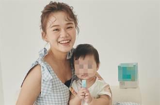 甜美網紅穿這款衣服照顧1歲娃 女粉絲來訊:當媽就要自重