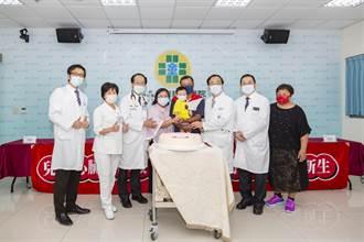 兒童心臟團隊接力合作 襁褓小孩手術獲新生