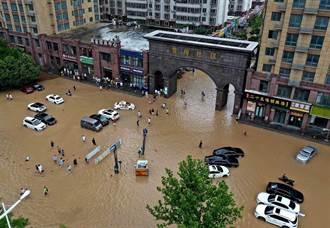 陸紅十字會聯合愛心企業捐贈6千萬 助河南受災學校重建