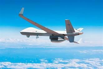 編列217億元 我向美採購4架MQ-9B無人機 具打擊能力