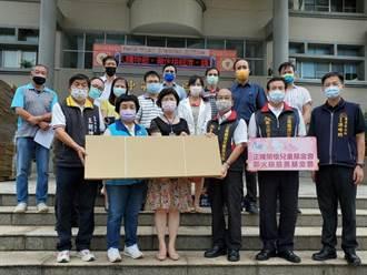 守護學生用餐安全 正隆紙廠捐10校1萬片隔板