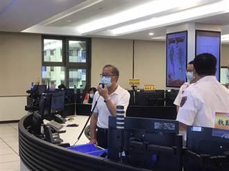 桃園市消防局 全面換發數位系統
