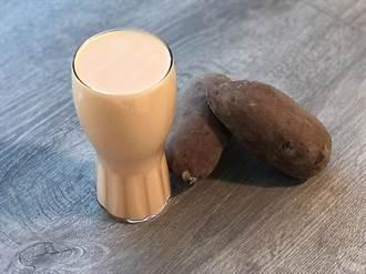 新北甘藷正產季 午茶食刻──冰烤甘藷或甘藷牛奶冰砂簡單做