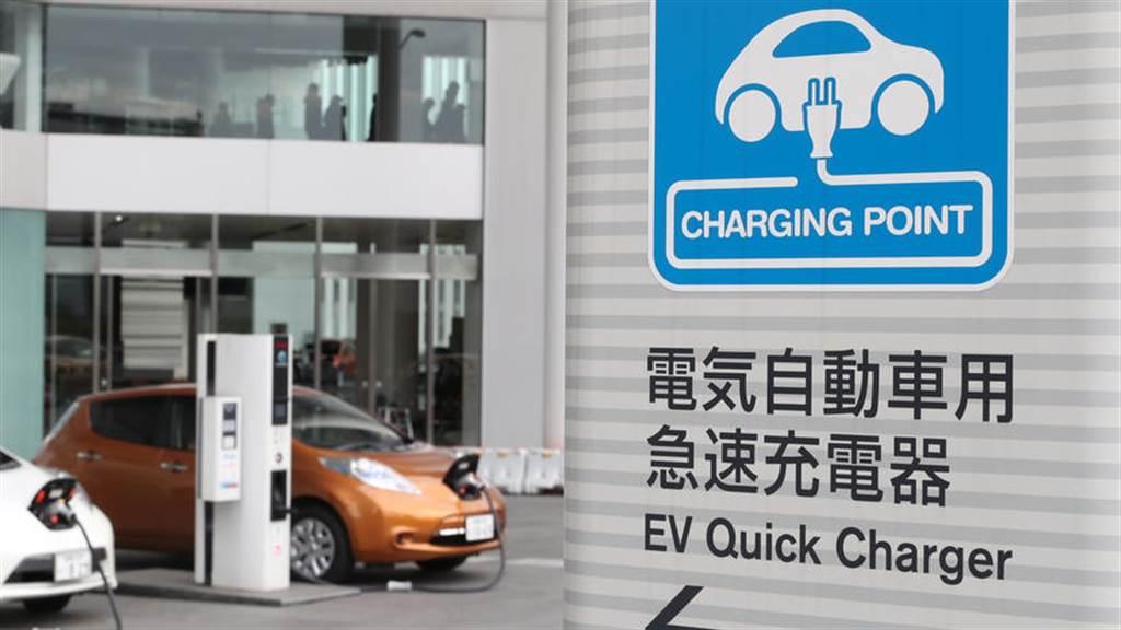 電動車銷量不佳 日本全國充電樁數量不增反減(圖/DDCar)